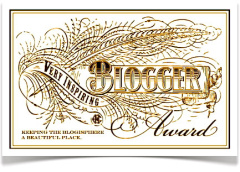 Wordpress Blogging Award