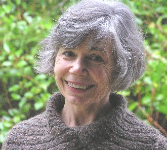 Jane Munro, poet; photo Andrea Bailey