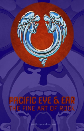 Pacific Eye & Ear, Fine Art of Rock