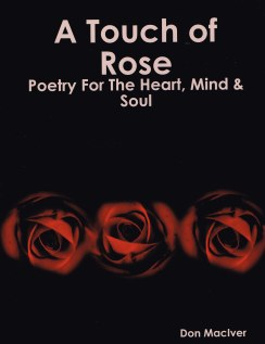 A Touch of Rose, inspirational poetry, romantic poetry