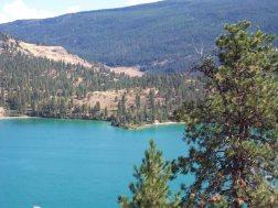 Kalamalka Lake, Vernon, BC