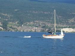 Okanagan Lake, Summerland, BC