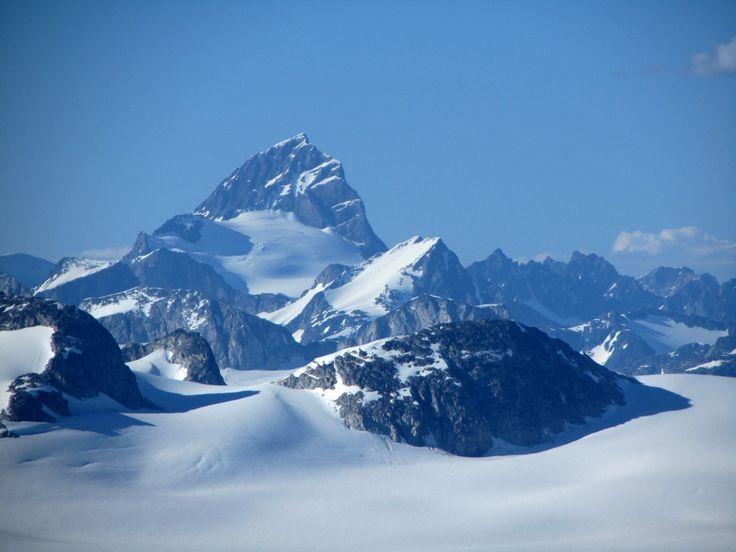 Mount Waddington, BC